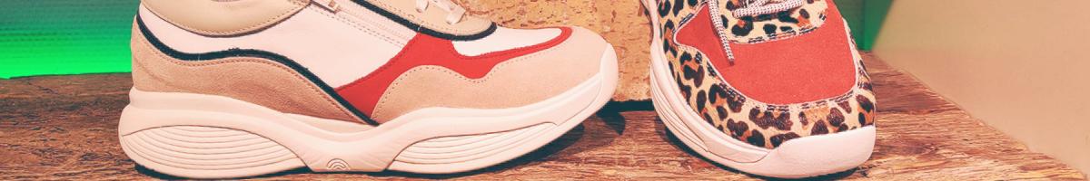 Via Kievit Schoenen kunt u eenvoudig en online uw dames sneakers bestellen. U vindt hier sneakers voor dames van merken zoals Durea en Xsensible.