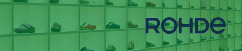 Rohde pantoffels dames, vindt u bij Kievit Schoenen. Ruim assortiment Rohde schoenen.