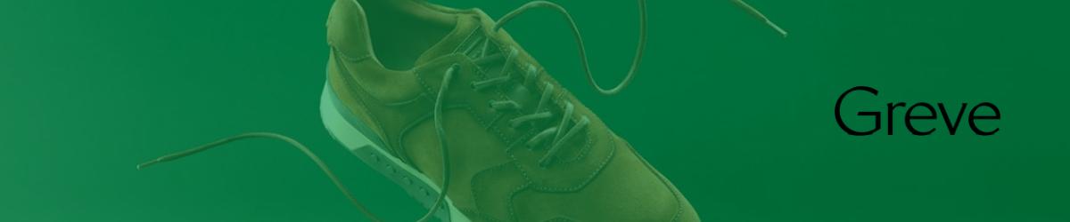 Greve, klassieke veterschoenen of sneakers voor heren. Met Greve schoenen bent u verzekert van een goede pasvorm.