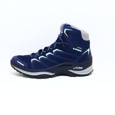 Lowa Innox GTX Mid W17 hoog blauw