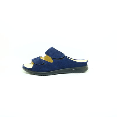 Hartjes Slipper Breeze 2-band blauw