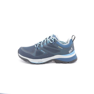 JackWolfskin Force Strike texapore Low W blauw