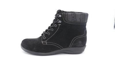 Skoone Enkel schoen zwart