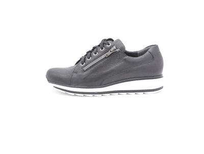 Durea Dames sneaker zwart/wit