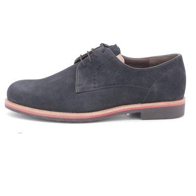 Gijs Schoenen Nette schoen Blauw Nubuck