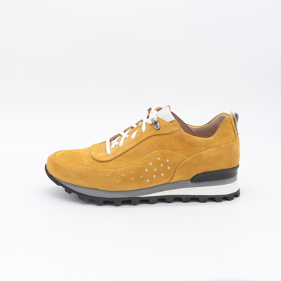 Lerora Sneaker Runner Okergeel