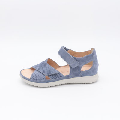 Hartjes Breeze Sandaal Blauw