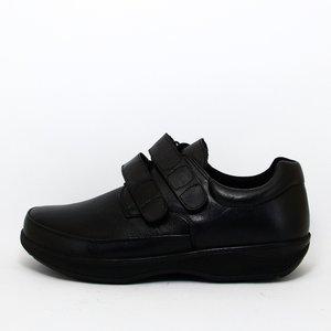 New Feet Velcrosko stiv gaenge black