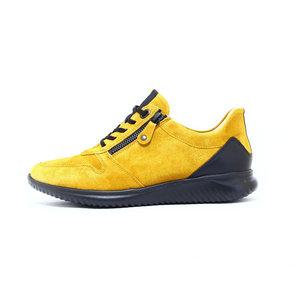 Hartjes Breeze sneaker geel/zwart