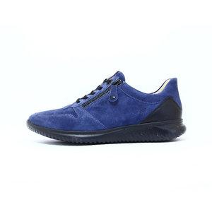 Hartjes Breeze sneaker blauw/zwart