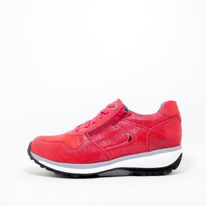XSensible Jersey Coral Red