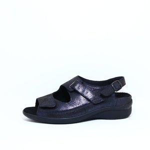 Durea Comfort sandaal blauw