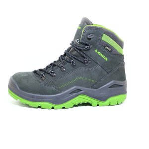 Lowa Renegade Work II Gtx Mid Zwart/groen