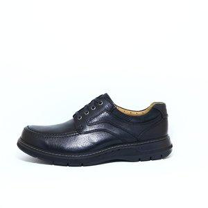 Clarks Un Ramble Lace 19 Black Leather