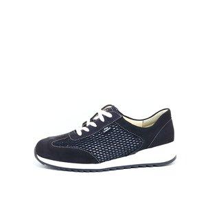 Finn Comfort Vicenza zwart/zilver
