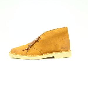 Clarks Desert Boot 2 Men Dark Tan Suede