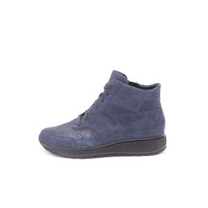Durea EVA sneaker hoog blauw