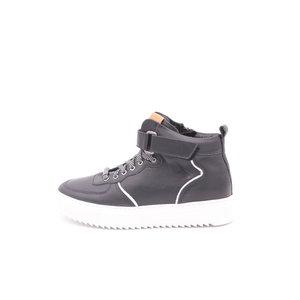 Footnotes Maud K halfhoge sneaker zwart