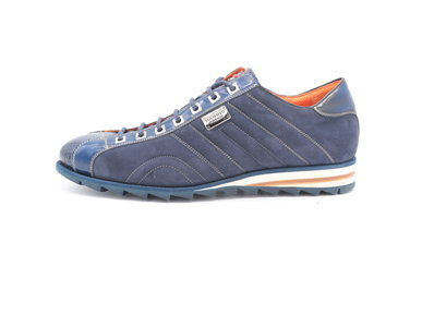 Harris Kubric 1088 Sneaker Blauw
