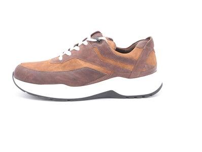Gijs Schoenen Sneaker K Nutella bruin