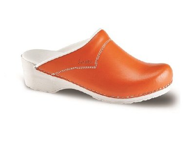 Sanita Flex klomp Oranje