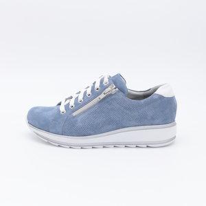 Durea Sneaker EVA Lichtblauw Nubuck