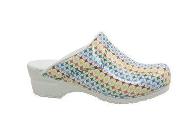 Sanita Flex Klomp Colourfall