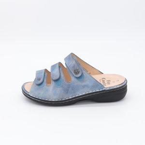 Finn Comfort Menorca-S Jeans/Blauw