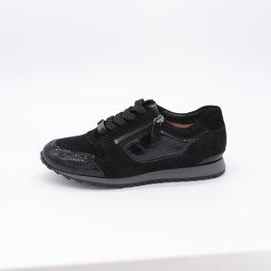 Hassia Barcelona Sneaker H Zwart