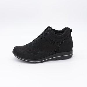Durea Sneaker 1948 loopzool Mid Zwart