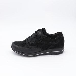 Durea Sneaker 1948 loopzool Laag Zwart